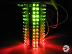 LED VU-Meter