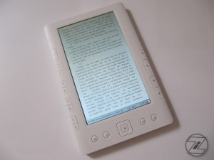 "7"" Ebook Reader aus China"