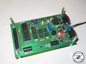 Pollin AVR Evaluation Board